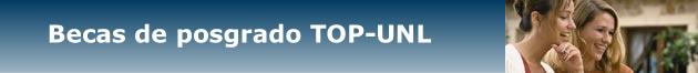 Becas de posgrado TOP-UNL