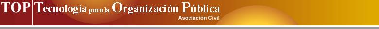 TOP - tecnología para la organización pública